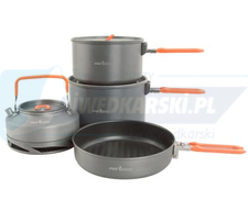FOX Fox Cookware Large 4pc Set  (non stick pans)