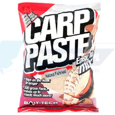 BAIT TECH Carp Paste Halibut 500g