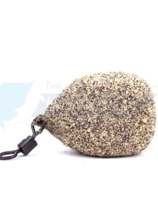 Ciężarek 70 gr Nash DUMPY SQUARE PEAR GRAVEL/CLAY 2.5oz