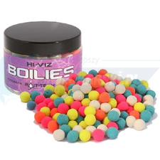 BAIT TECH Fluro Boilies 8mm mixed colours 125ml