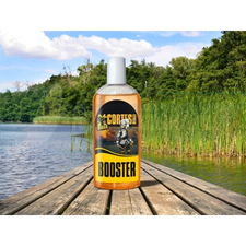 INVADER Booster Cortes - aromat ananas brzoskwinia 250ml