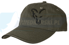 FOX czapka GREEN & BLACK BASEBALL CAP