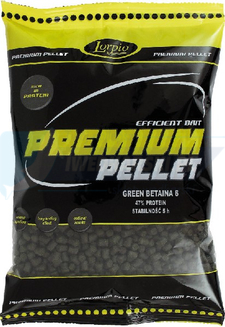 LORPIO Pellet Green Betaine 6,0 mm 700g