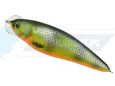 DORADO wobler DEAD FISH FLOATING PM 8cm 11gr 1m/1,5m