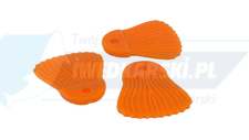 FOX Rage Catfish Bait Fins x 10pc Orange