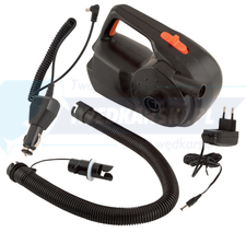FOX Rechargable air pump / deflater 12v