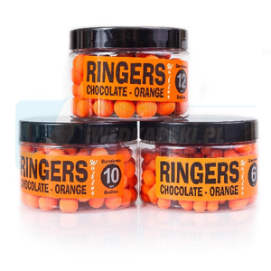 Wafters orange chocolate 12mm RINGERS
