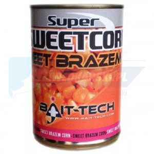 Bait Tech Super Sweetcorn Sweet Brazem 350g