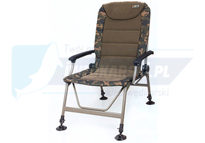 FOX fotel karpiowy R3 Camo Recliner Chair