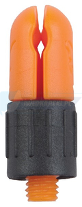 FOX Black Label Slik Bobbin Clip - Orange