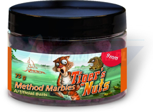 QUANTUM RADICAL Method Marbles Tigers Nuts 9mm 75g