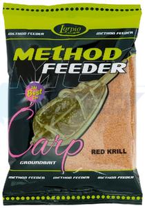 LORPIO Zanęta Method Feeder Red Krill 700g