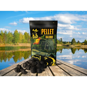 INVADER PELLET HALIBUT 4MM 1KG