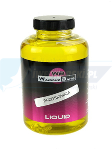 WARMUZ BAITS Brzoskwinia Liquid 500ml