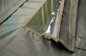 MIVARDI okna PVC do namiotu Bivvy New Dynasty XL - front pvc windows
