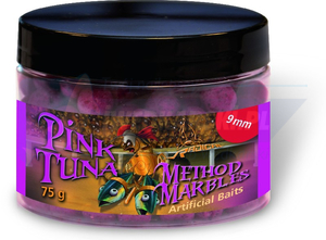 QUANTUM RADICAL Method Marbles Pink Tuna 9mm 75g