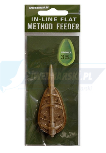 Drennan Flat Feeder (Loose) Small 35g