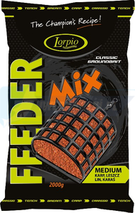 LORPIO Zanęta feeder mix medium 2000g