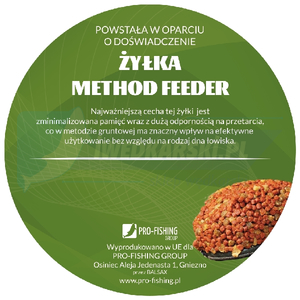 PFG ŻYŁKA METHOD FEEDER WHITE 025 9.00KG 300M