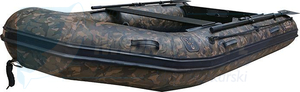 FOX ponton Fox290 Camo Boat with Aliminium Floor