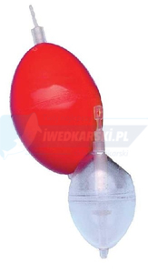RON THOMPSON Bubble Float XL red - kula wodna