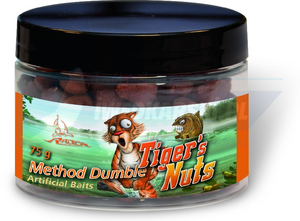 QUANTUM RADICAL Method Dumble Tigers Nuts 8mm 75g