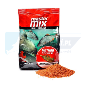 Master Mix Method/Feeder Pellet 2mm/1kg Wanilia