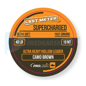 PROLOGIC PROLOGIC SUPERCHARGED HOLLOW LEADER 10M 40LB CAMO