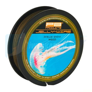 PB PRODUCTS Jelly Wire 25lb Silt 20m