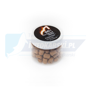SPOTTED FIN GO2 The Natural Dumbell Waftersy 8mm - Catalyst BROWN