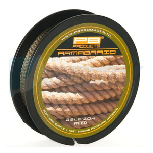 PB PRODUCTS Armabraid 15lb Gravel 20m
